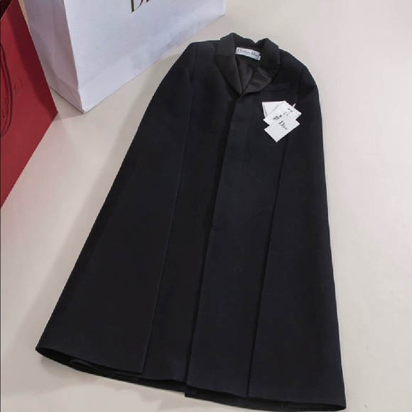 Dior Jackets & Blazers - Dior cashmere coat